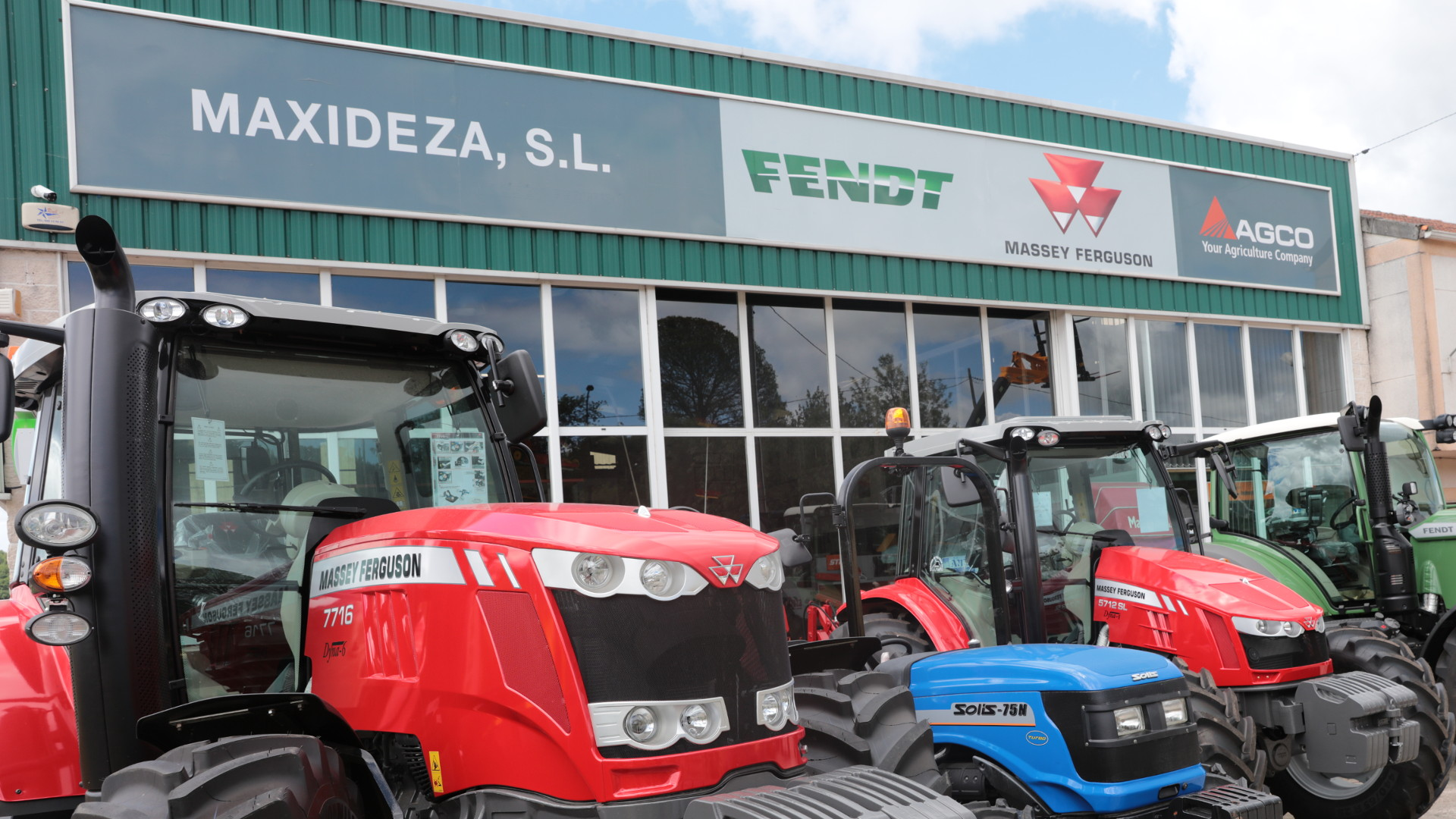 Venta de Tractores en la zona de Lalín y Silleda Maxideza