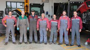 Taller mecánico de Tractores y maquinaria agrícola en Galicia Maxideza