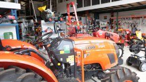 Tractores Nuevos en Maxideza