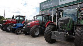 Tractores nuevos en Galicia Multimarca Maxideza