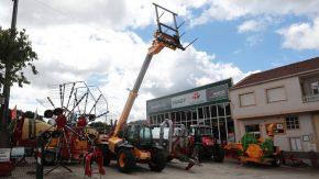 Tractores y Maquinaria forestal Maxideza